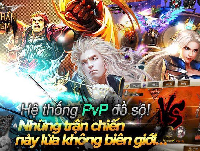 Chơi Chiến Thần Bóng Đêm on PC 5