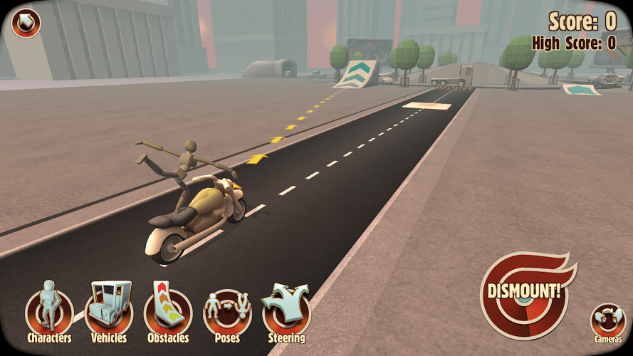 Download Turbo Dismount on PC with BlueStacks