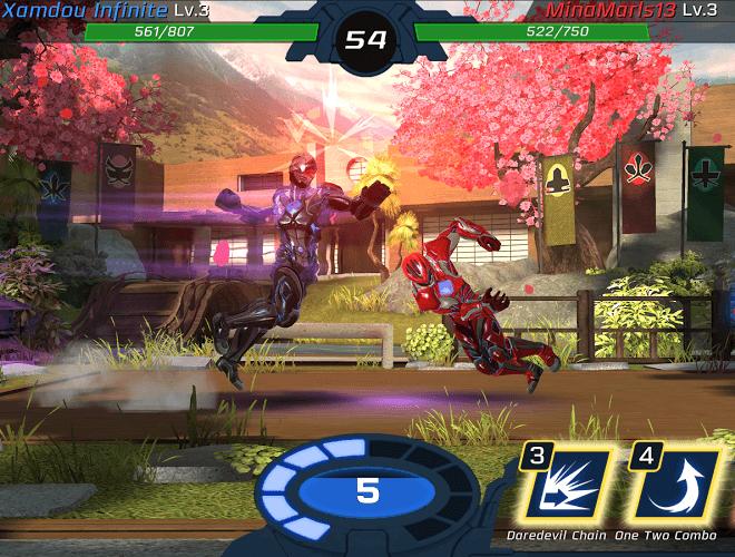 Играй Power Rangers: Legacy Wars На ПК 8