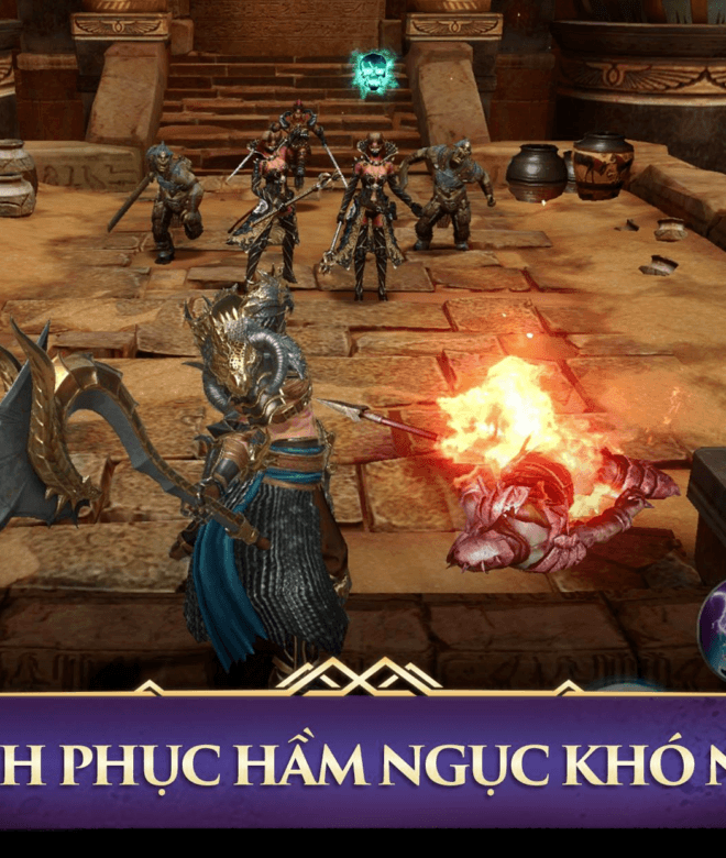 Chơi Darkness Rises on PC 9