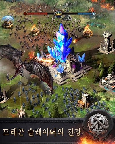 즐겨보세요 Clash of Kings on PC 11