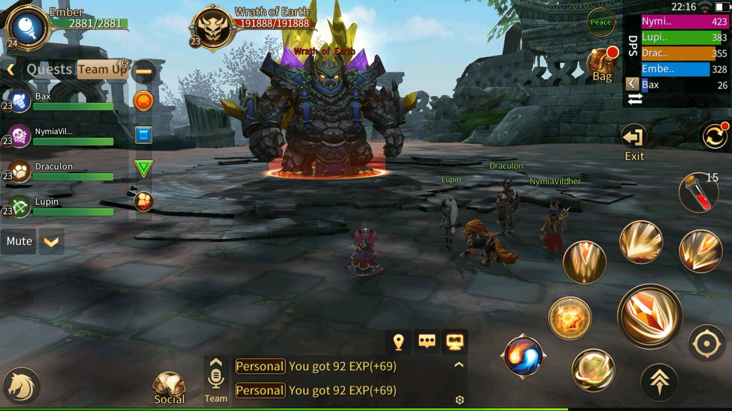 Play Era of Legends Fantasy MMORPG on PC with BlueStacks