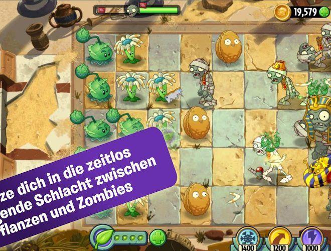 Spielen Plants vs Zombies 2 on PC 8