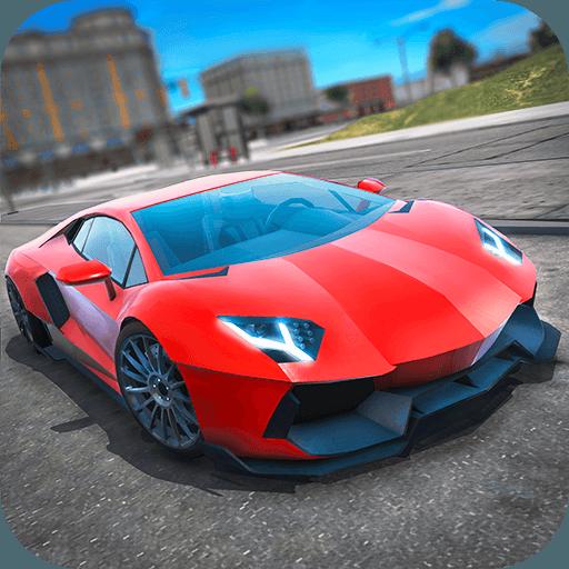 Играй Ultimate Car Driving Simulator На ПК 1