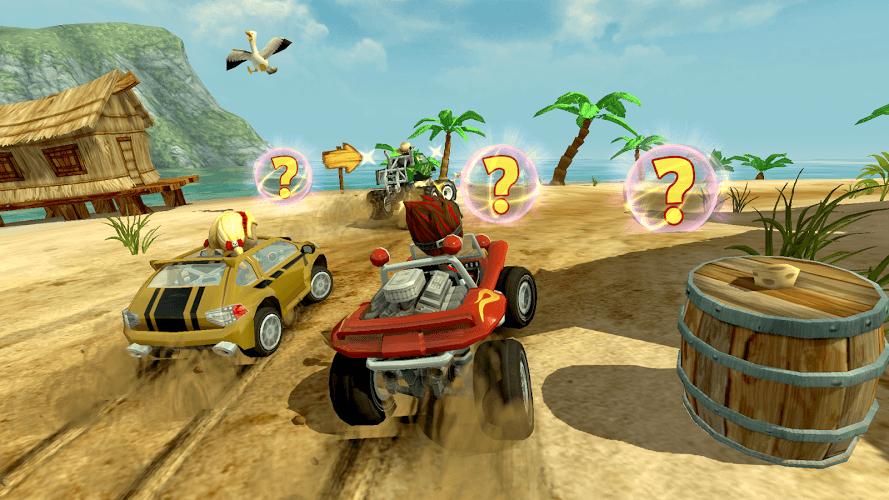 Играй Beach Buggy Racing На ПК 12