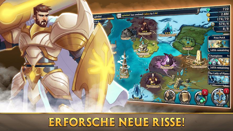 Spiele Alliance: Heroes of the Spire auf PC 6