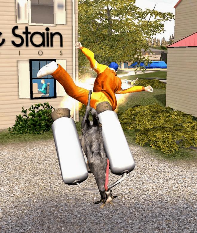 Secret Places Goat Simulator: Download Goat Simulator On PC With BlueStacks