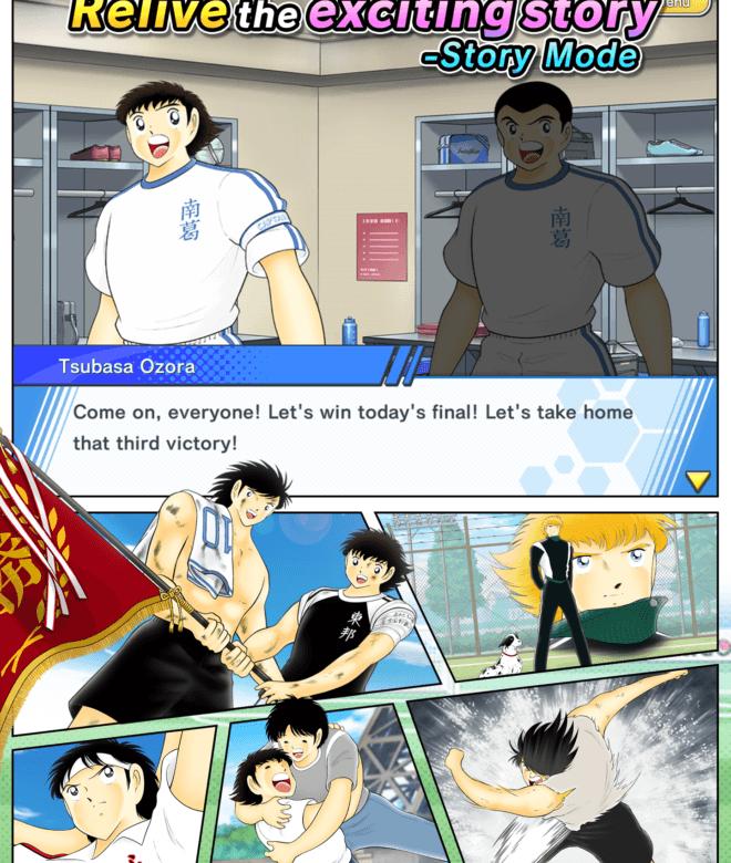 Chơi Captain Tsubasa: Dream Team on PC 20