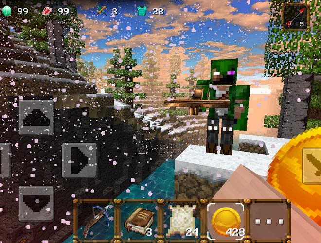 Play WinterCraft 3: Mine Build on PC 17
