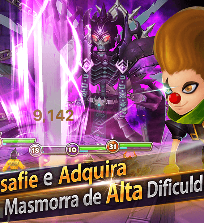 Jogue Summoners War Sky Arena para PC 6