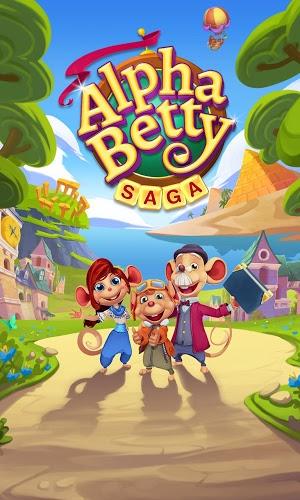 Spiele AlphaBetty Saga auf PC 6