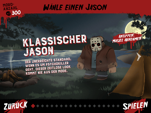 Spiele Friday the 13th: Killer Puzzle auf PC 13