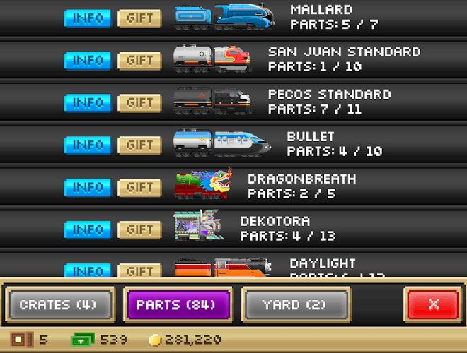 Играй Pocket Trains На ПК 16