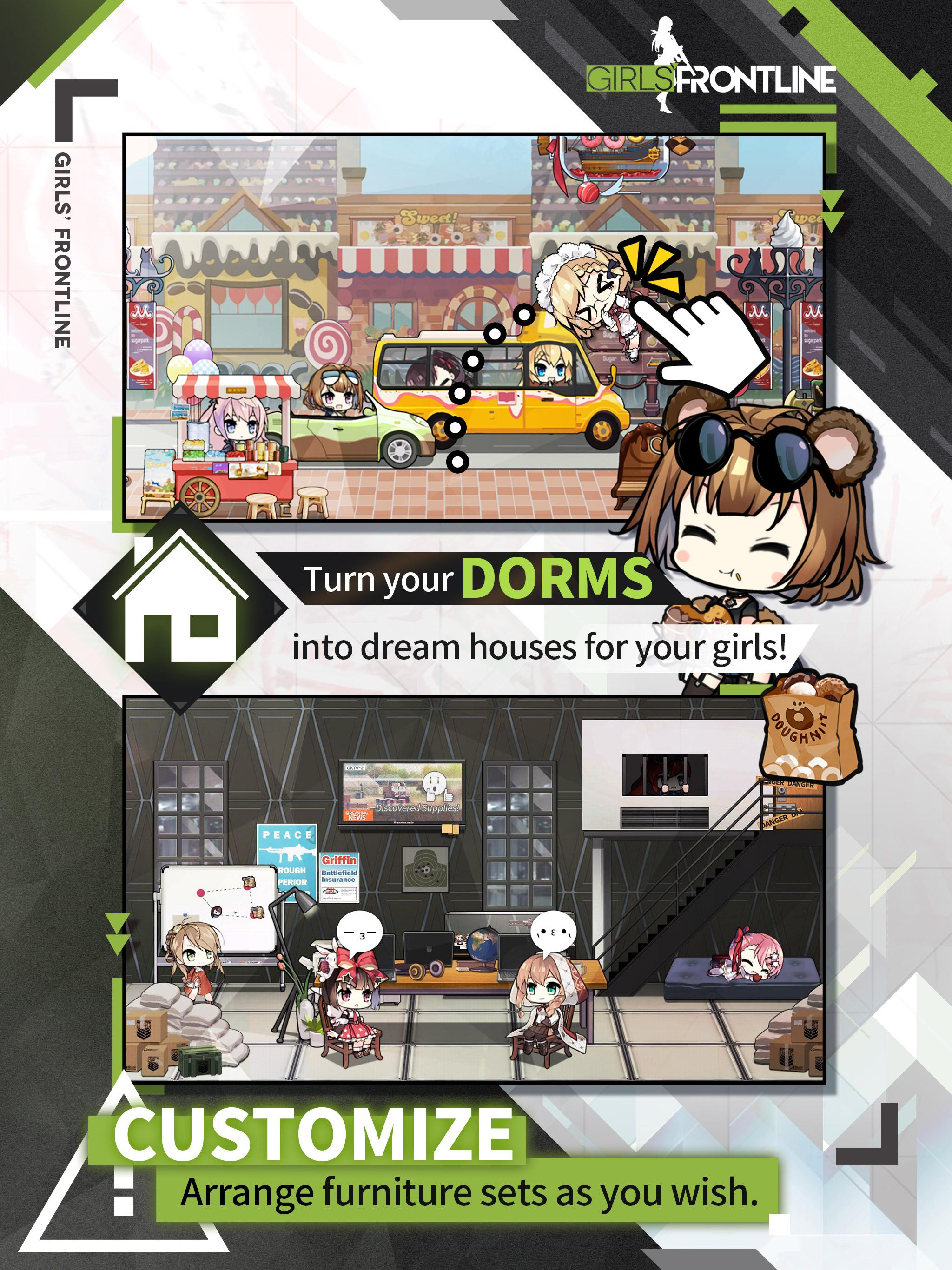 Download Girls' Frontline on PC with BlueStacks