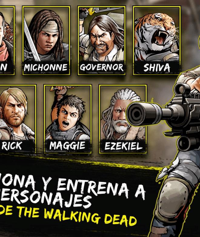 Juega The Walking Dead: Road to Survival en PC 18