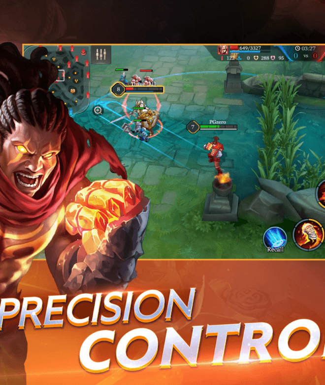 Play Arena of Valor: 5v5 Arena Game on PC 9
