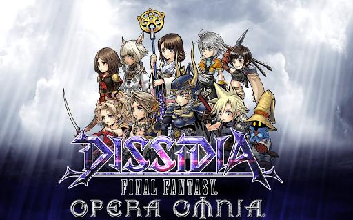 เล่น Dissidia Final Fantasy Opera Omnia on PC 16