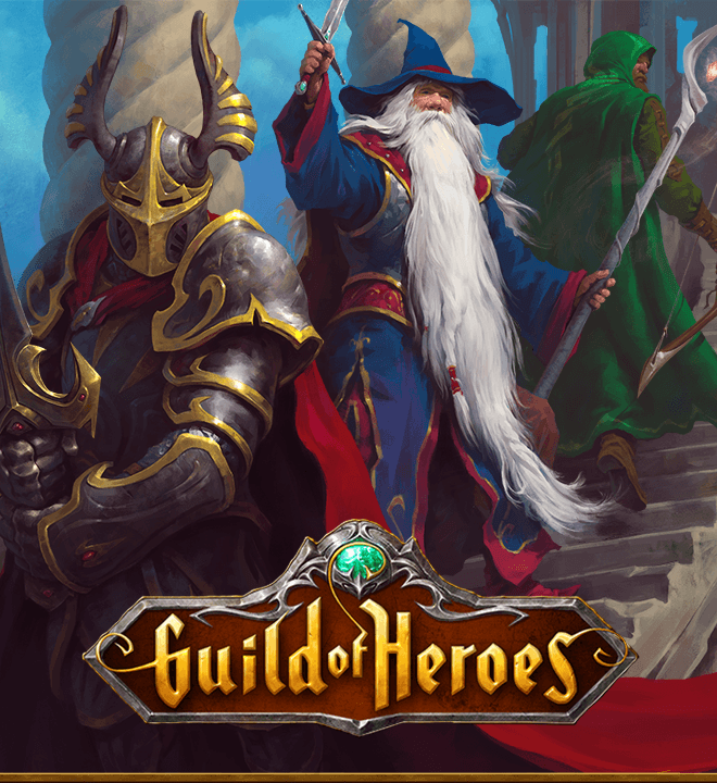 Juega Guild of Heroes en PC 14