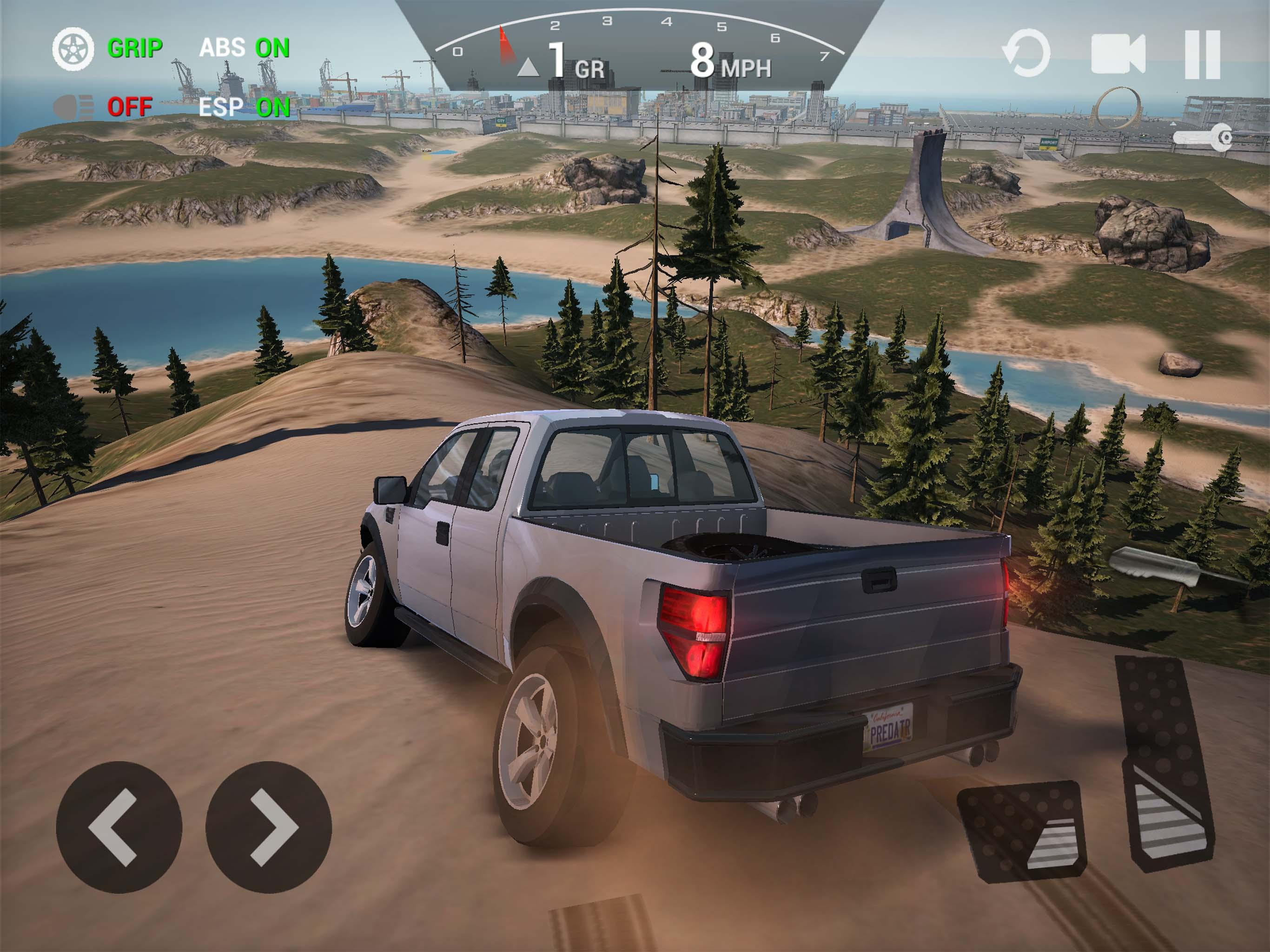Download Ultimate Car Driving Simulator On Pc With Bluestacks