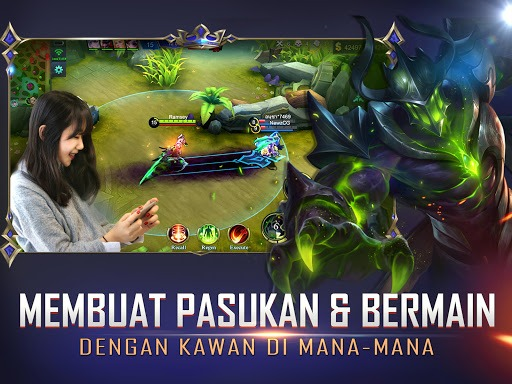 Main Mobile Legends: Bang bang on PC 10