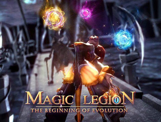Играй Magic Legion — Age of Heroes На ПК 3