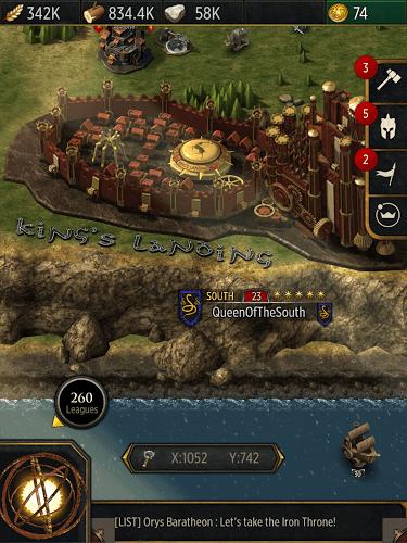 Играй Game of Thrones: Conquest На ПК 16