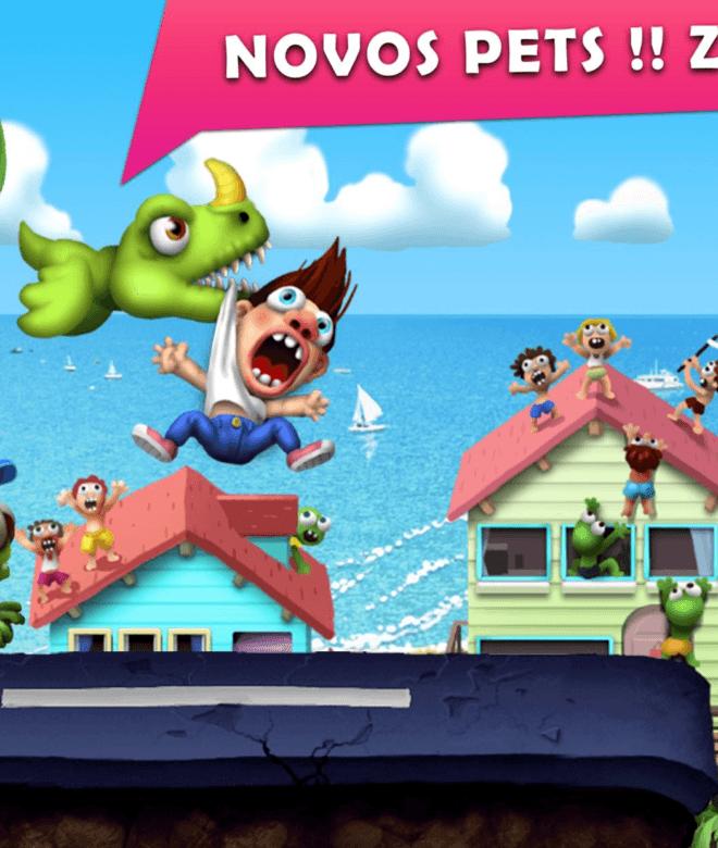 Jogue Zombie Tsunami para PC 8