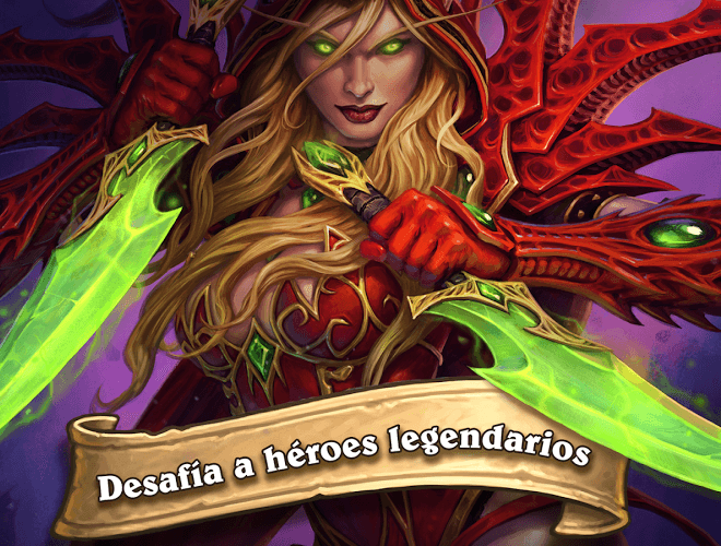 Juega Hearthstone app on pc 6