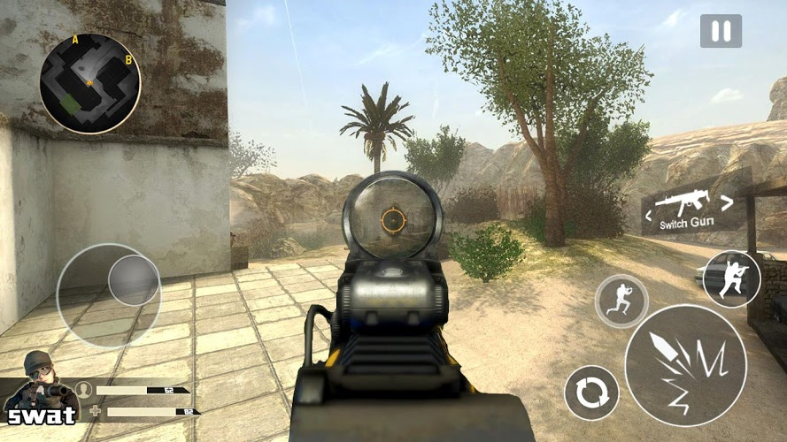 Play Critical Strike Shoot Fire V2 on PC 3