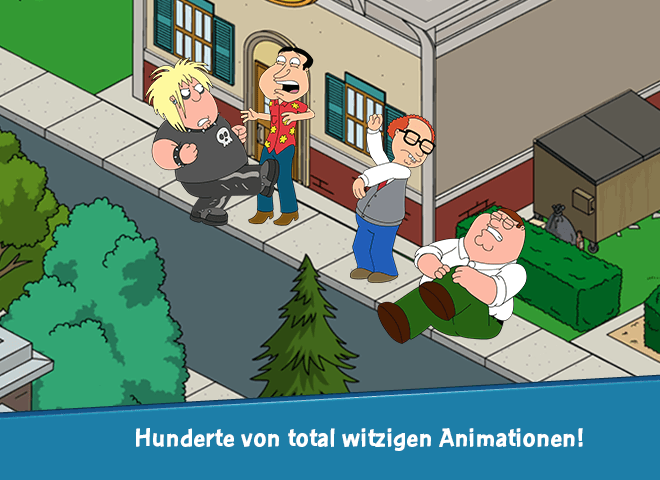 Spiele Family Guy: The Quest for Stuff auf PC 6