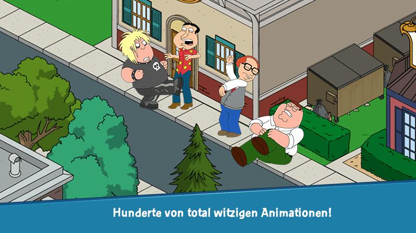 Family Guy Spiel