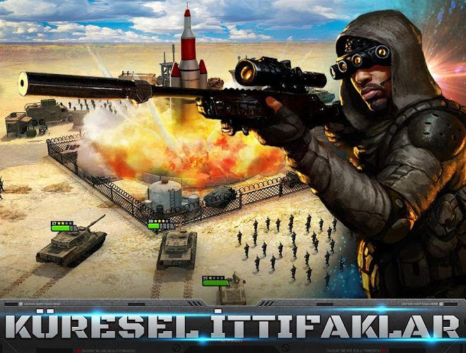 Mobile Strike Epic War İndirin ve PC'de Oynayın 6