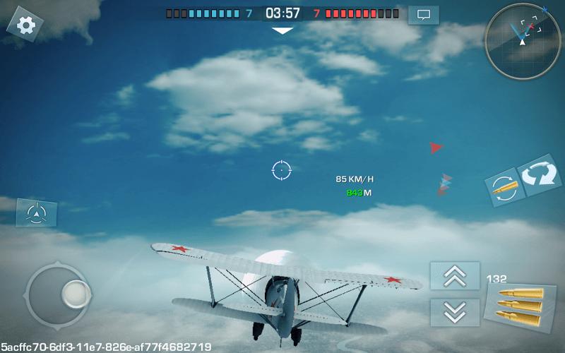 즐겨보세요 워 윙즈(War Wings) on PC 8