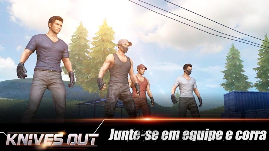 Jogue Knives Out para PC 5