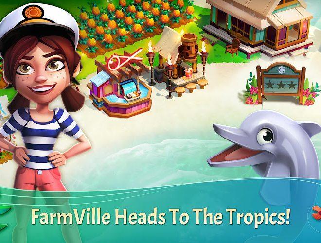 Play Farmvile: Tropic Escape on PC 15