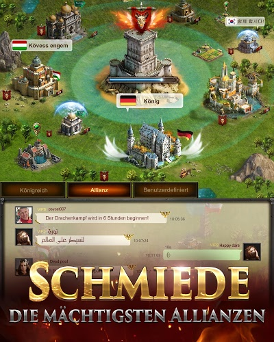 Spielen Clash of Kings on PC 12