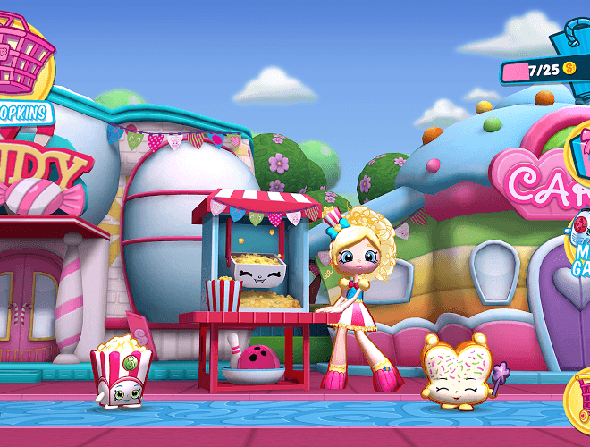 Play Shopkins: Welcome to Shopville on PC 3