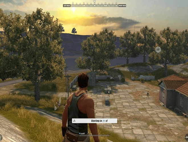 Chơi Rules of Survival on PC 8