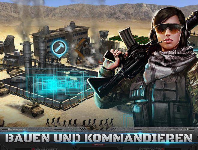 Spiele Mobile Strike Epic War auf PC 16