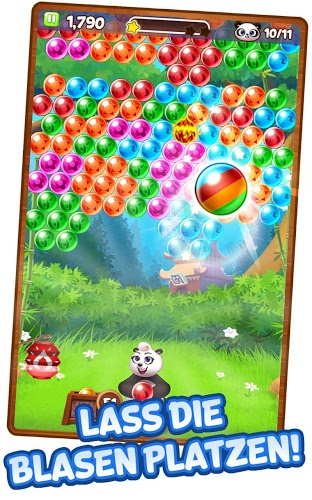 Spielen Panda Pop on PC 3