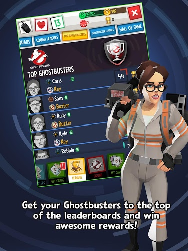 Играй Ghostbusters™: Slime City on pc 16