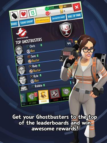 Играй Ghostbusters™: Slime City На ПК 16