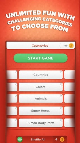 Play Stop – Categories Word Game on pc 5