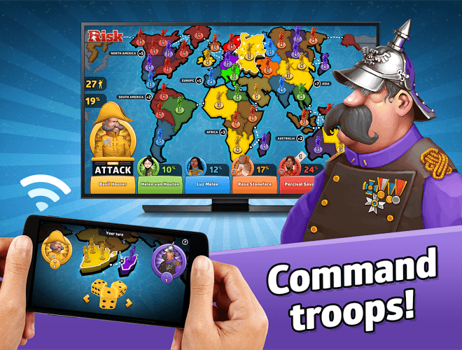 Play RISK: Global Domination on PC 4