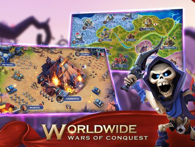 Играй Art of Conquest На ПК 7