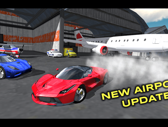 Play Extreme Car Driving Simulator on PC 3