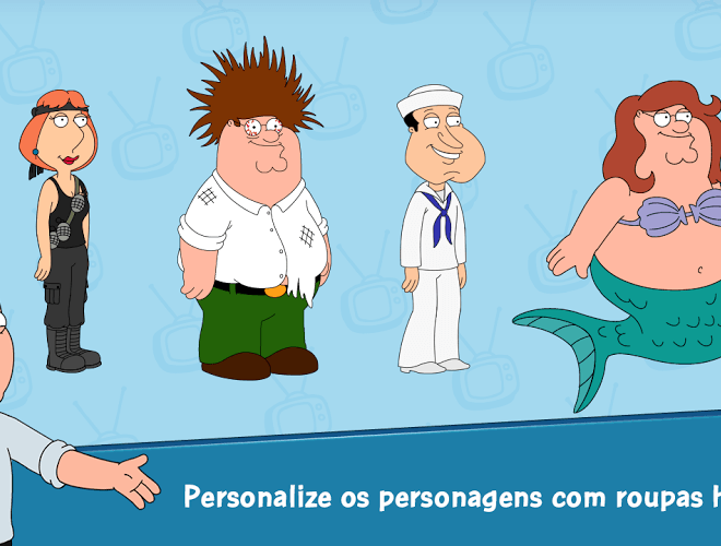 Jogue Family Guy: The Quest for Stuff para PC 8
