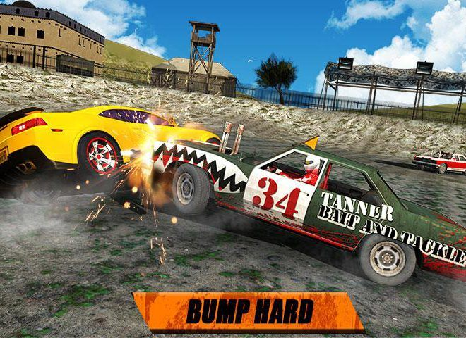 Играй Whirlpool Car Derby 3D На ПК 3
