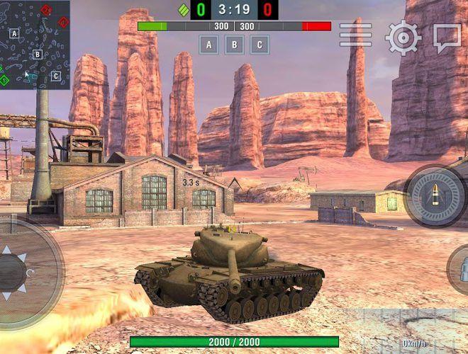 Play World Of Tanks Blitz on PC 16