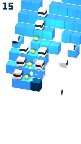 เล่น Cube Roll on PC 7
